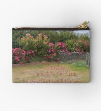 The  Rose Garden Studio Pouch