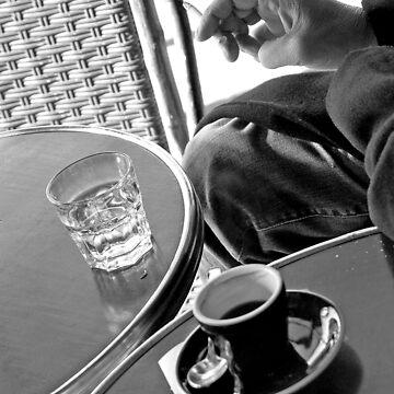 Paris Cafe by vicpug