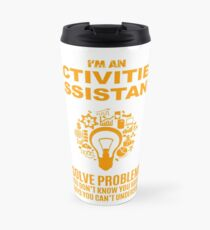 ACTIVITIES ASSISTANT Travel Mug