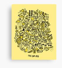 Mac Demarco This Old Dog Canvas Print