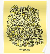 Mac Demarco This Old Dog Poster