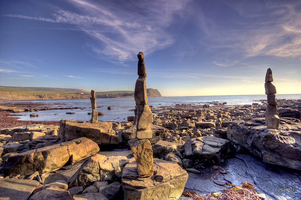 Kimmeridge - Jurasic Coast by leslieb