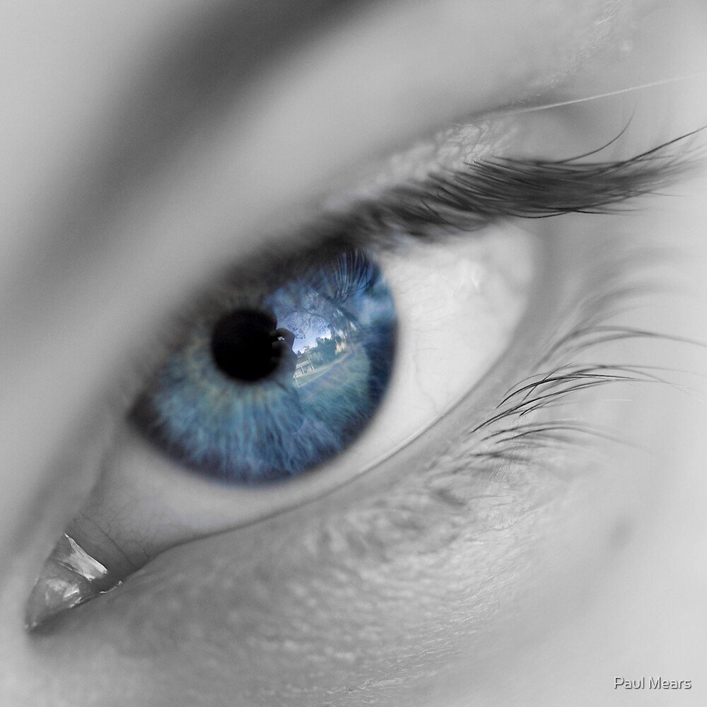 Blue Eye by Paul Mears