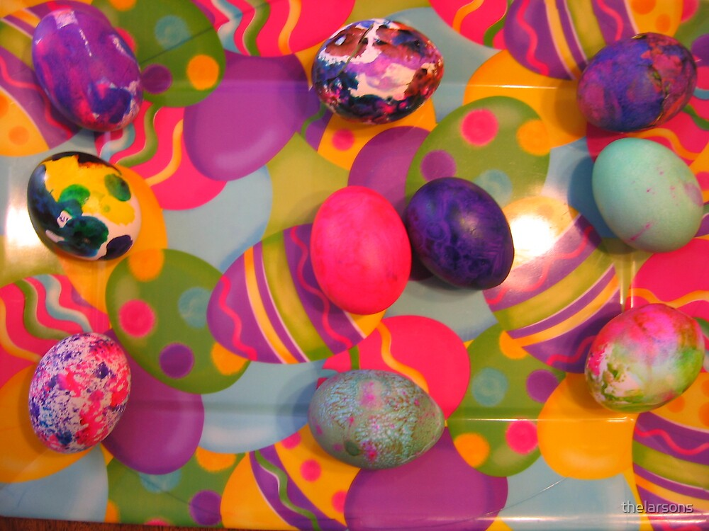 Easter Egggg-stravaganza by thelarsons