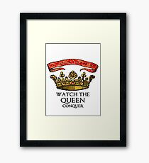 You COULD Be the King (Crowning Glory Ver1) Framed Print