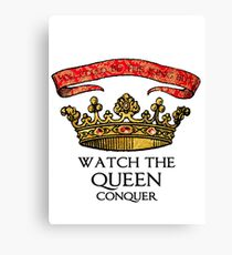 You COULD Be the King (Crowning Glory Ver1) Canvas Print