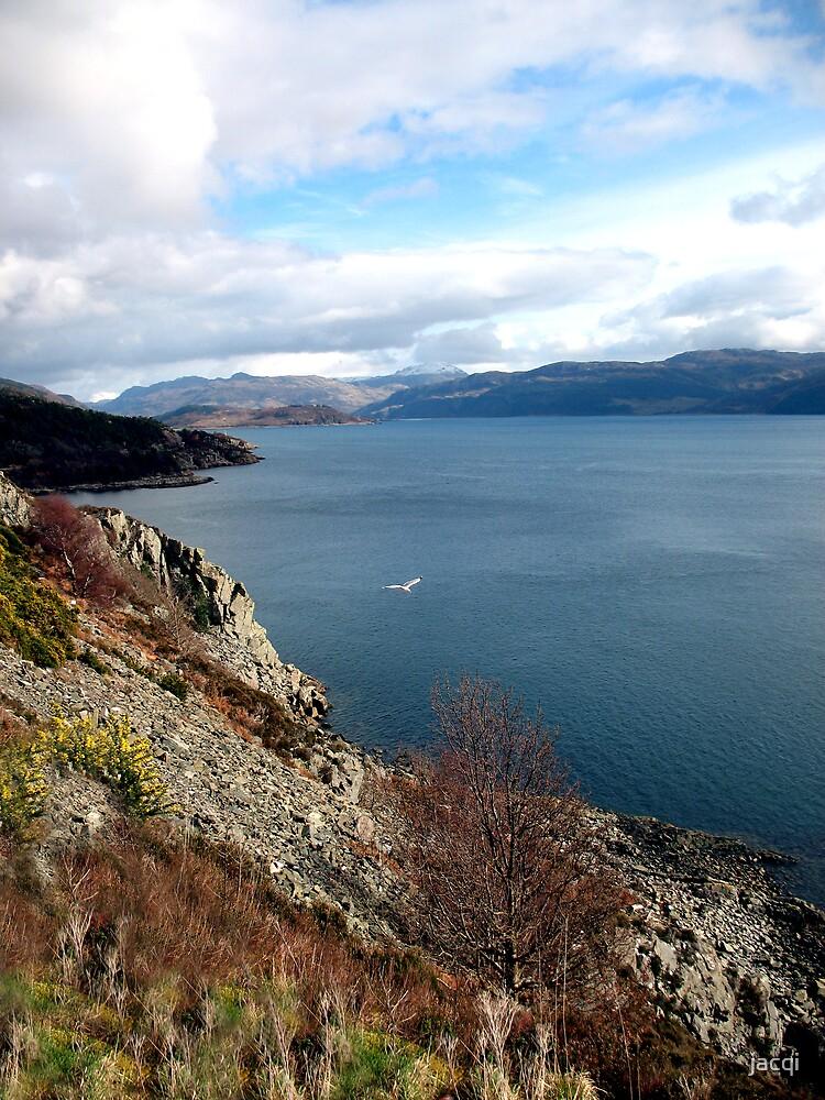 Loch Alsh by jacqi