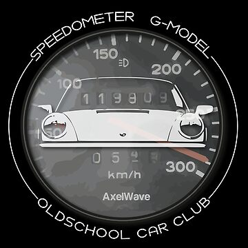 911 Speedometer by AxelWave