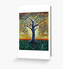 'The Giving Tree' (Dedicated to Shel Silverstein) Greeting Card