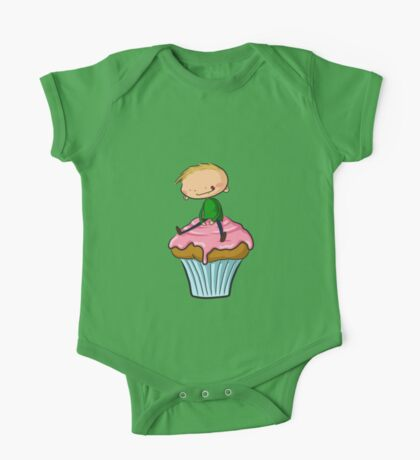Cupcake Shirt Kids Clothes