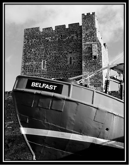 Carrickfergus Castle ... by SNAPPYDAVE