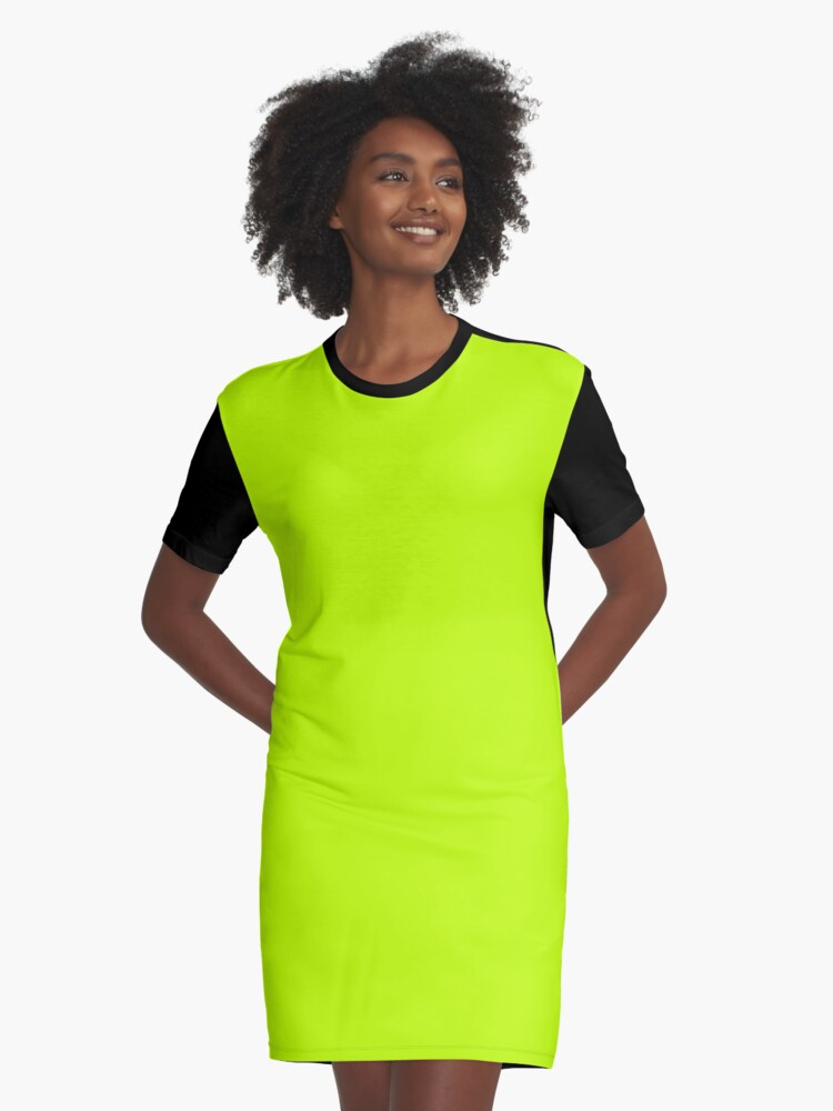7a7e21021b Bitter Lime Neon Green Yellow Solid Color