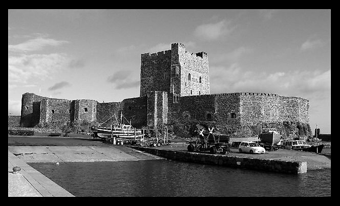 Carrickfergus Castle - Norman Building ... by SNAPPYDAVE