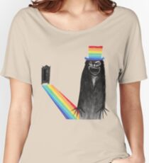 Babadook (pride month) Women's Relaxed Fit T-Shirt