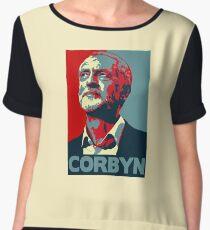corbyn Women's Chiffon Top