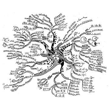 Math tree [light] by Rheymisson