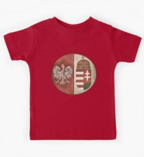 Poland Hungary - New Deluxe Vintage-look Design Kids Clothes