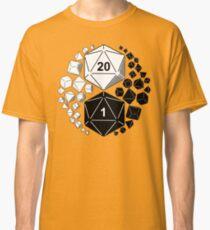 Roll D & D  Classic T-Shirt