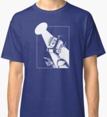 Robot in the Spotlight Classic T-Shirt