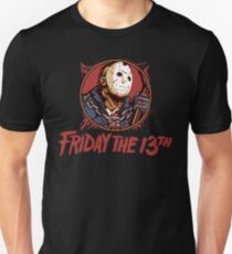 Jason Bloody Portrait ~ Friday the 13th Unisex T-Shirt