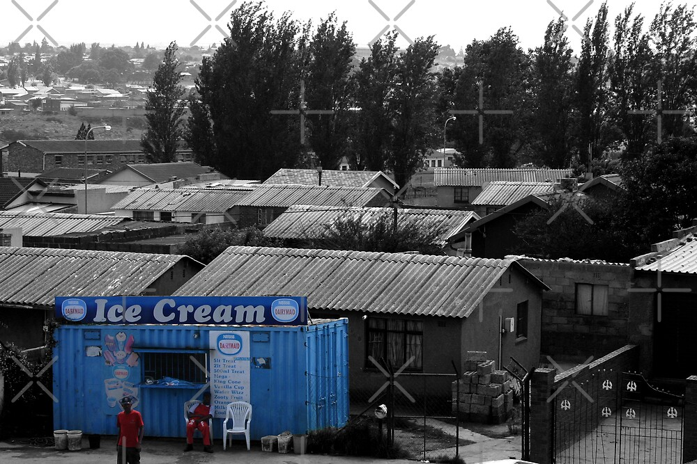 Sweet in Soweto by Adrianne Yzerman