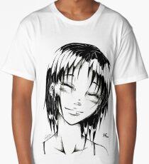 Aria au sourire angélique T-shirt long