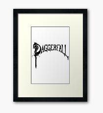 Daggerfall Framed Print