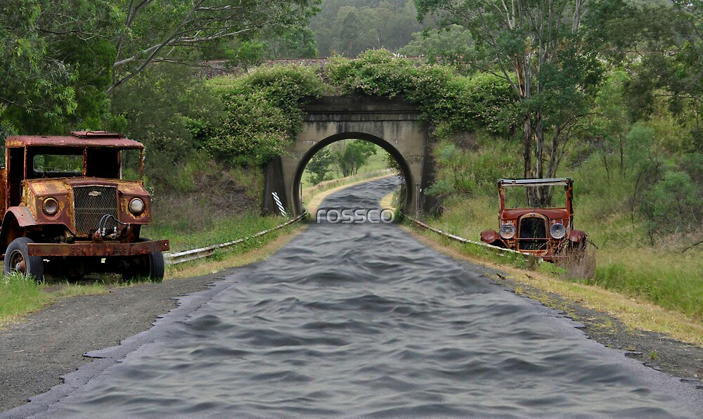 No Through Road by rossco