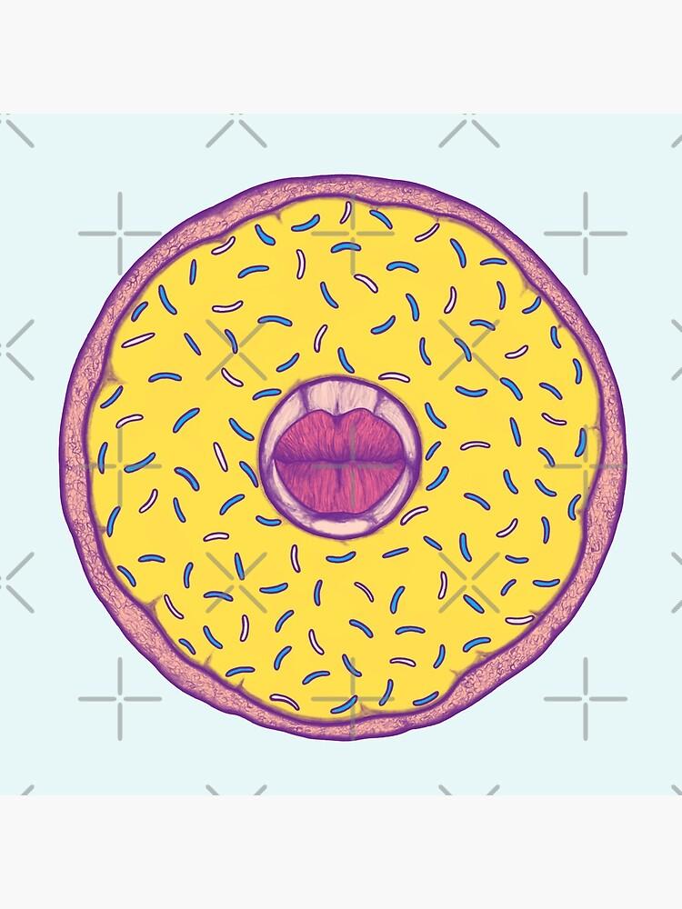 Donut Kiss Me by Ranggasme