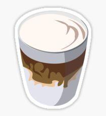 Lotta Latte  Sticker