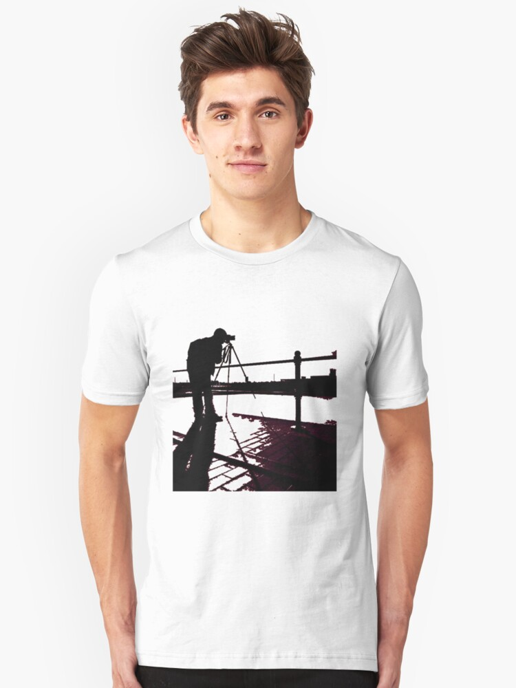 photography Unisex T-Shirt Front