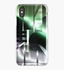 Hidden Chambers of Consciousness iPhone Case/Skin
