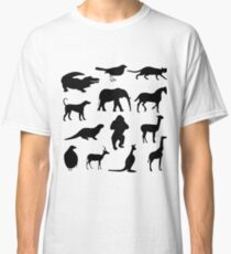 Animal Collage 2 Classic T-Shirt