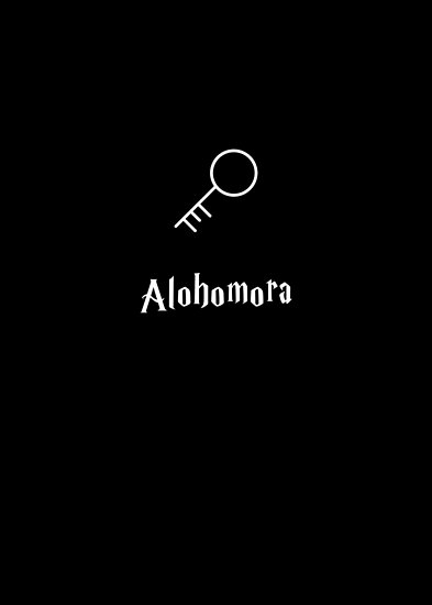Alohomora by Graphy Official