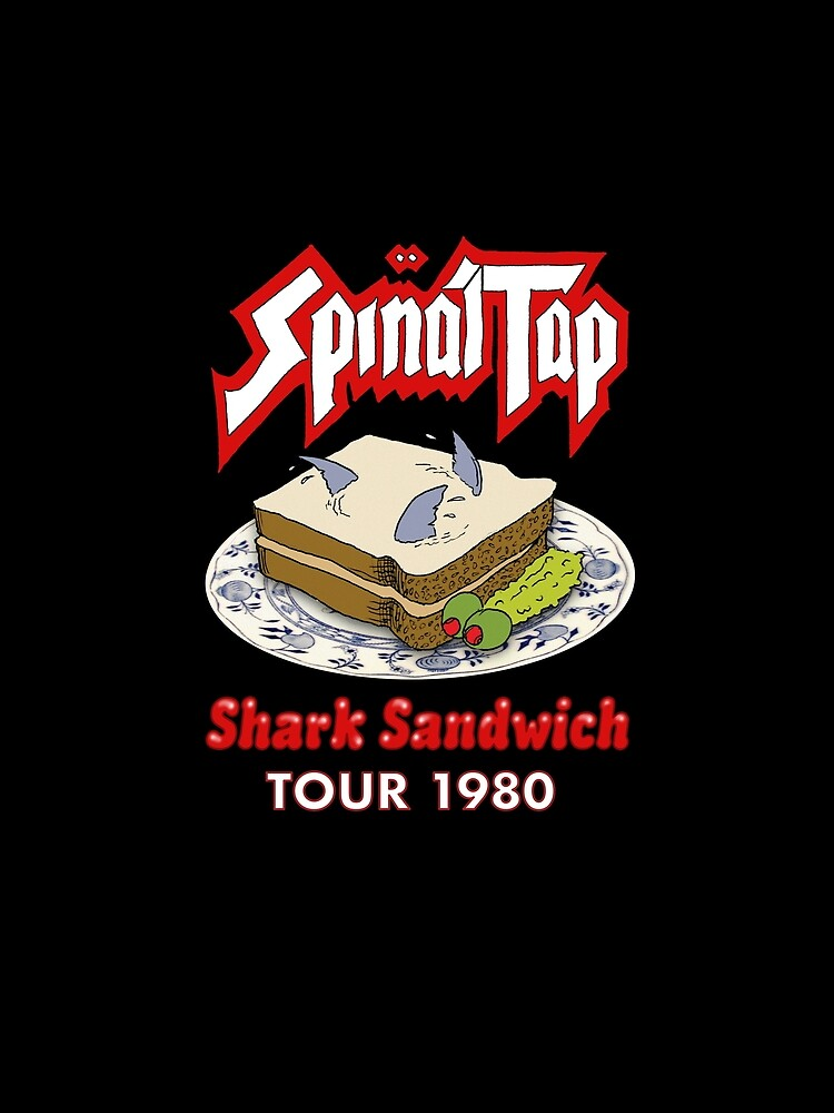 Spinal Tap - Shark Sandwich Tour 1980 de ionasvz