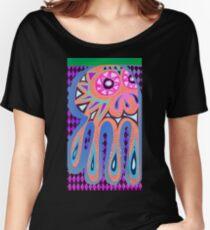 Squid No. 29 - Dia De Los Squid Women's Relaxed Fit T-Shirt