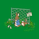 Peter's Backyard Bargains - Gardening with Rabbits! by Meredith Dillman