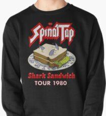 Sudadera sin capucha Spinal Tap - Shark Sandwich Tour 1980