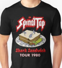 Spinal Tap - Shark Sandwich Tour 1980 Unisex T-Shirt