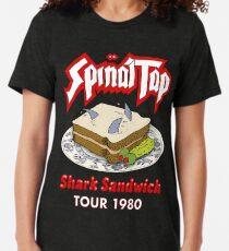 Spinal Tap - Shark Sandwich Tour 1980 Vintage T-Shirt