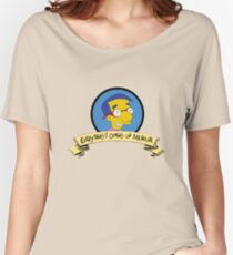 Everything's coming up Milhouse Women's Relaxed Fit T-Shirt