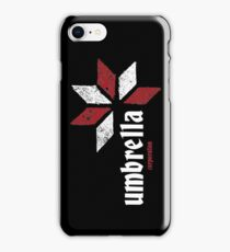 UMBRELLA CORP. I iPhone Case/Skin