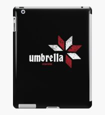UMBRELLA CORP. I iPad Case/Skin