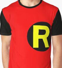 R - Logo Graphic T-Shirt
