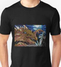undead dragon T-Shirt