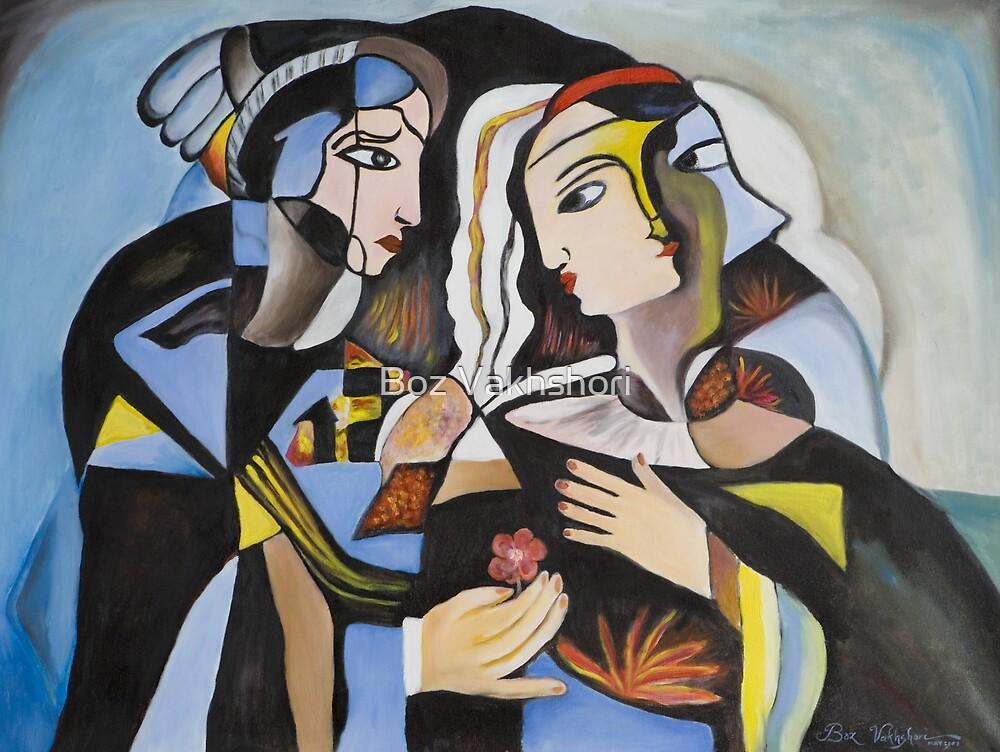 love by Boz Vakhshori