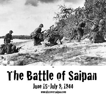 Battle of Saipan by saipan