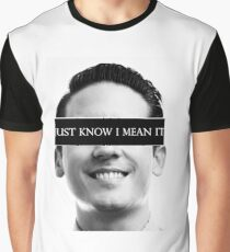 G Eazy - I Mean It  Graphic T-Shirt