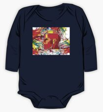 Thinking color 2000  One Piece - Long Sleeve