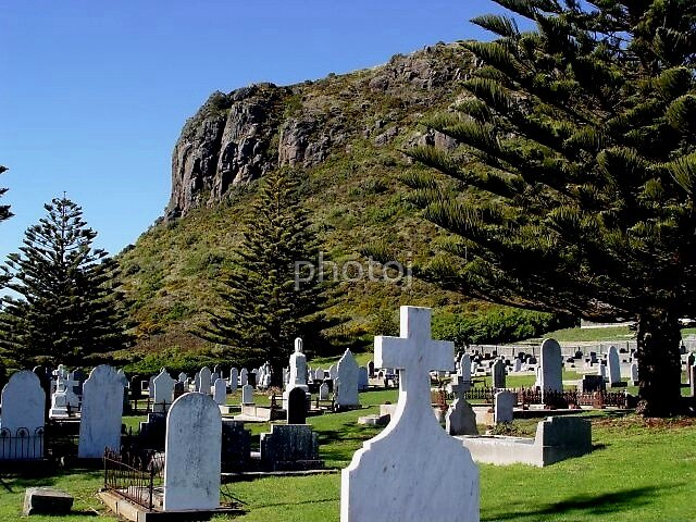 photoj Tasmania, 'Stanley Nut' Graveyard by photoj